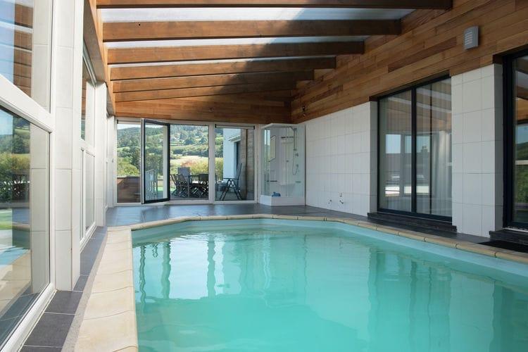 Belgie | Luik | Vakantiehuis te huur in Stoumont-Moulin-du-ruy met zwembad  met wifi 13 personen