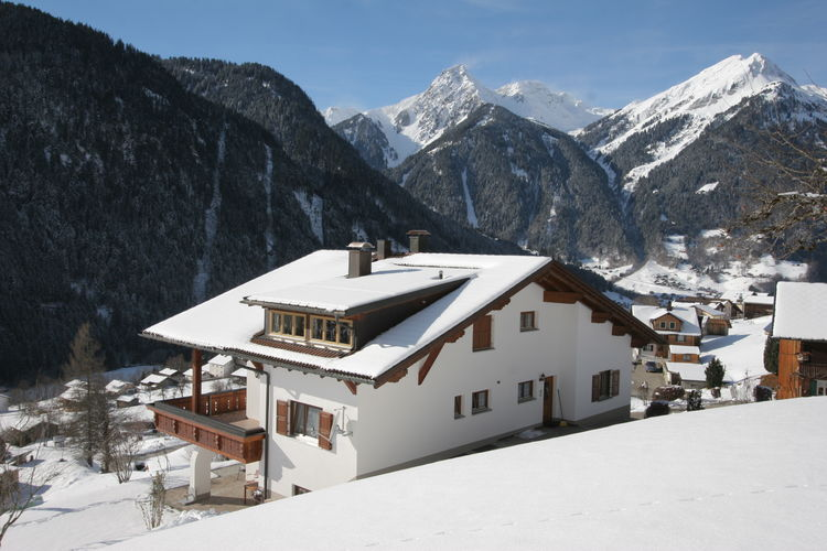 Bials - Chalet - St Gallenkirch - Exterior - Winter
