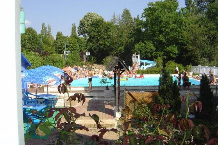 Ferienhaus Camping des Bains (256125), Saint Honoré les Bains, Nièvre, Burgund, Frankreich, Bild 12