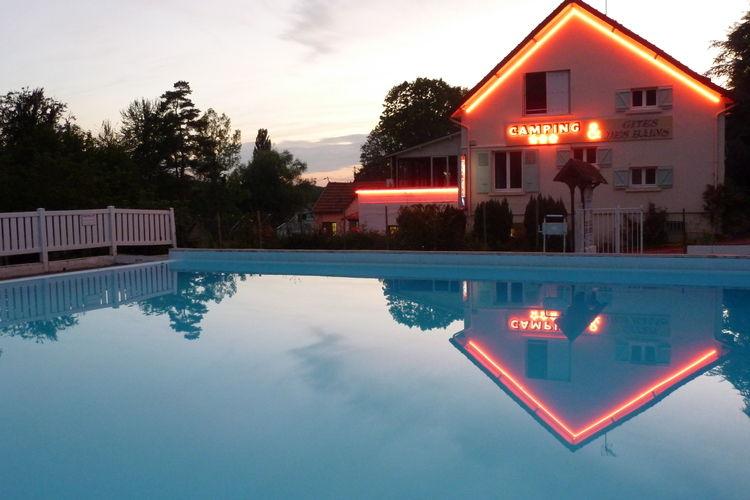 Ferienhaus Camping des Bains (256125), Saint Honoré les Bains, Nièvre, Burgund, Frankreich, Bild 4
