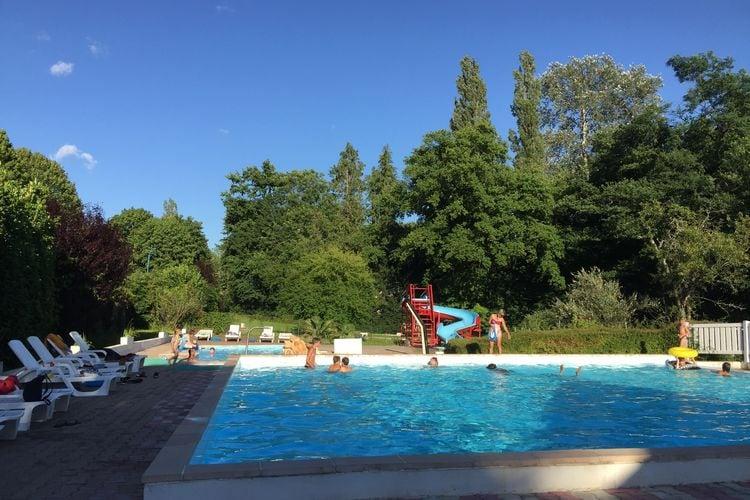 Ferienhaus Camping des Bains 1 (256125), Saint Honoré les Bains, Nièvre, Burgund, Frankreich, Bild 4