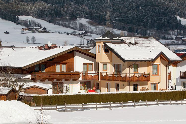 Appartementen Oostenrijk | Salzburg | Appartement te huur in Altenmarkt-im-Pongau   met wifi 8 personen