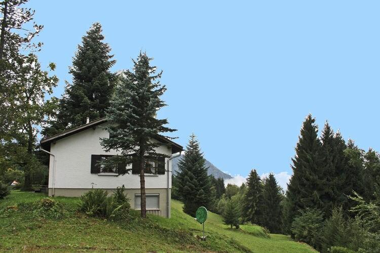 vakantiehuis Oostenrijk, Vorarlberg, Bazora vakantiehuis AT-6820-01