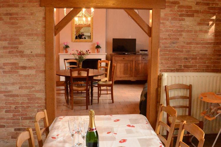 vakantiehuis Frankrijk, Champagne-ardenne, Argançon vakantiehuis FR-10140-07