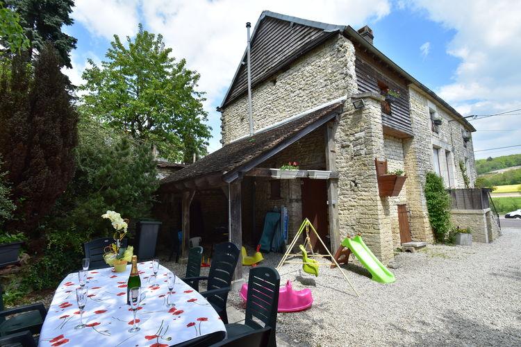 Frankrijk | Champagne-ardenne | Vakantiehuis te huur in Argancon   met wifi 9 personen