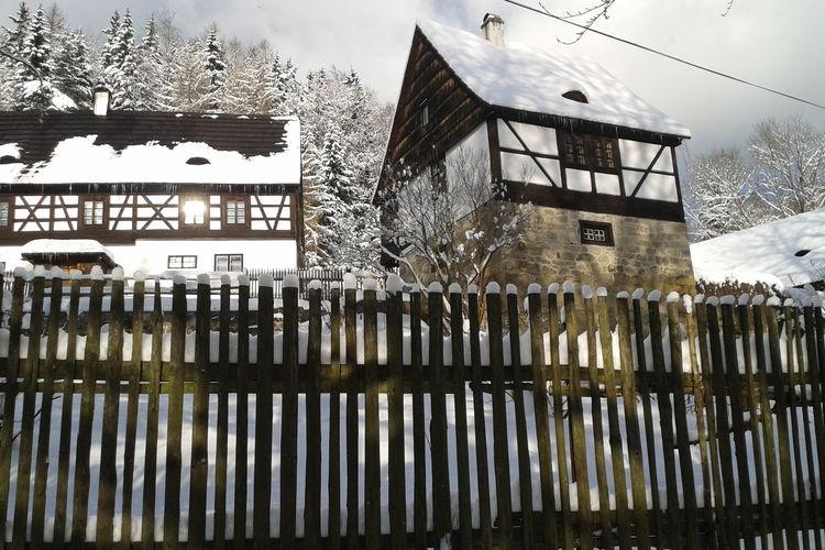 vakantiehuis Tsjechië, West-Bohemen, Nejdek vakantiehuis CZ-36222-01