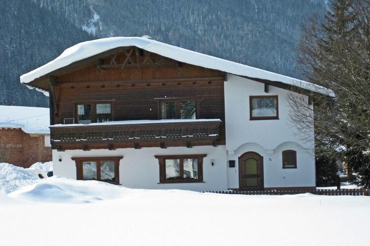Vakantiehuizen Oostenrijk | Tirol | Appartement te huur in Pettneu-am-Arlberg   met wifi 8 personen