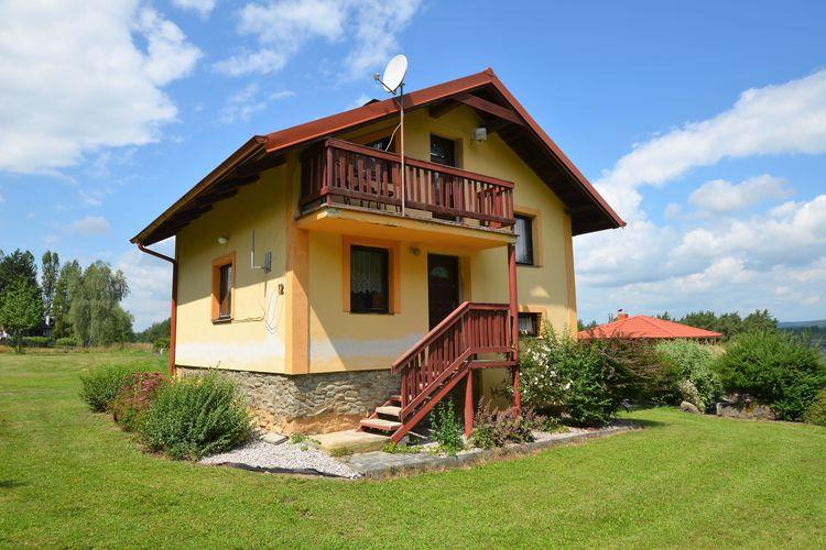 Vakantiehuizen Tsjechie | West-Bohemen | Vakantiehuis te huur in Konstantinovy-Lazne met zwembad  met wifi 5 personen