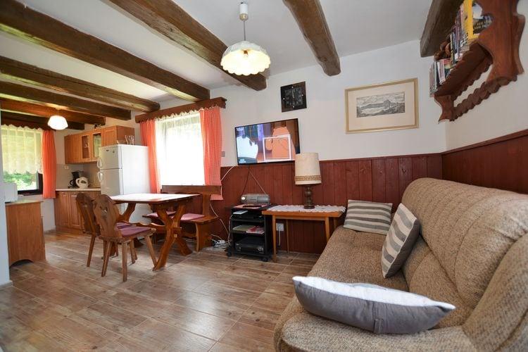 vakantiehuis Tsjechië, West-Bohemen, Konstantinovy Lazne vakantiehuis CZ-56002-01