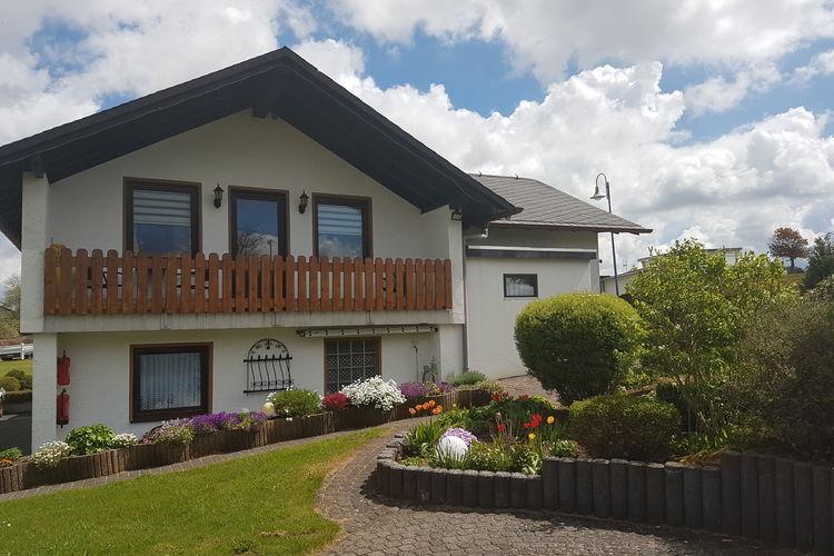 Vakantiehuis  met wifi  Gönnersdorf  Schwalbennest