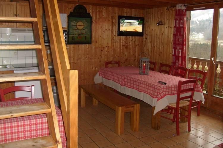 Ferienhaus Les Chalets des Ayes (59133), Le Thillot, Vogesen, Lothringen, Frankreich, Bild 8