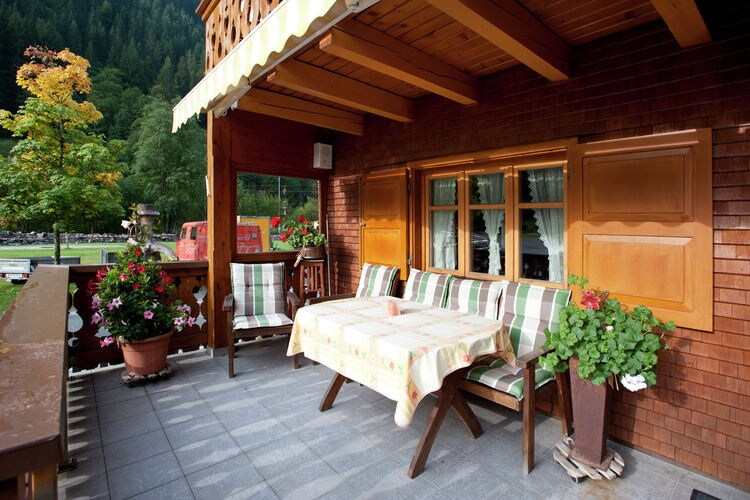 Appartement Oostenrijk, Vorarlberg, Silbertal Appartement AT-6780-03