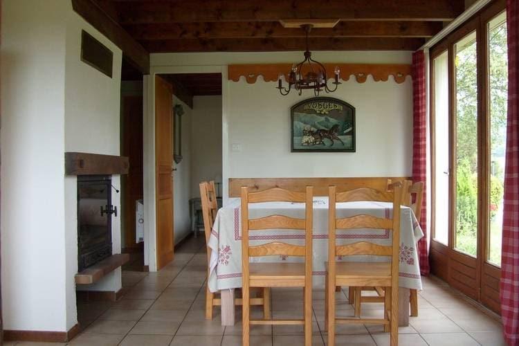 Maison de vacances Les Chalets des Ayes 11 (59130), Le Thillot, Vosges, Lorraine, France, image 5