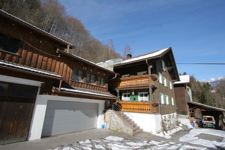 Vakantiehuizen Oostenrijk | Vorarlberg | Appartement te huur in Tschagguns   met wifi 6 personen