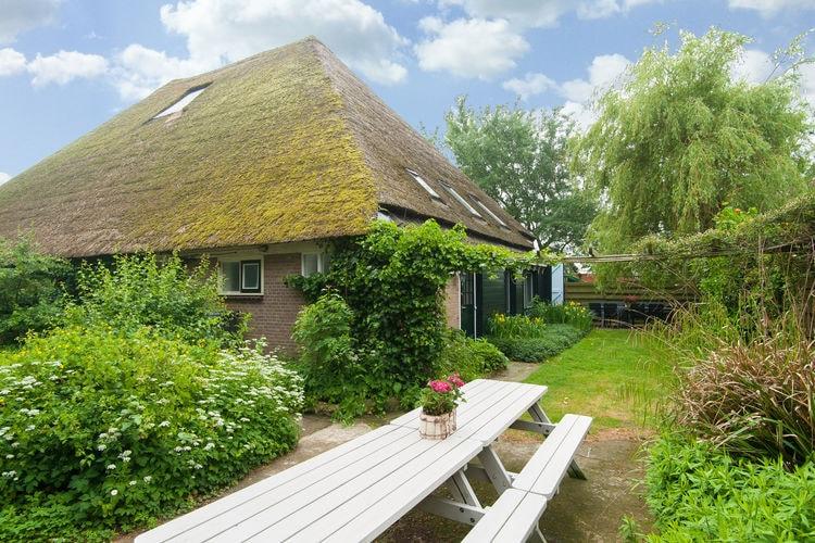 Nederland | Noord-Holland | Boerderij te huur in T-Zand   met wifi 10 personen