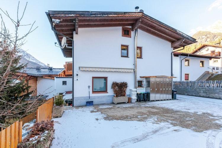 Vakantiehuizen Oostenrijk | Tirol | Appartement te huur in Pettneu-am-Arlberg   met wifi 6 personen