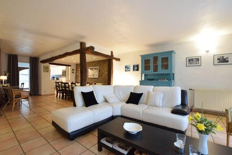 Vakantiehuizen Belgie | Luxemburg | Vakantiehuis te huur in Manhay-Freyneux   met wifi 8 personen