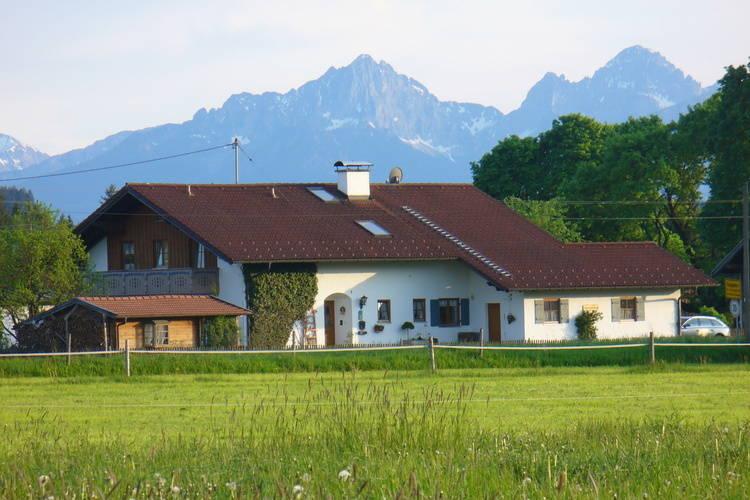Duitsland | Beieren | Appartement te huur in Steingaden   met wifi 2 personen