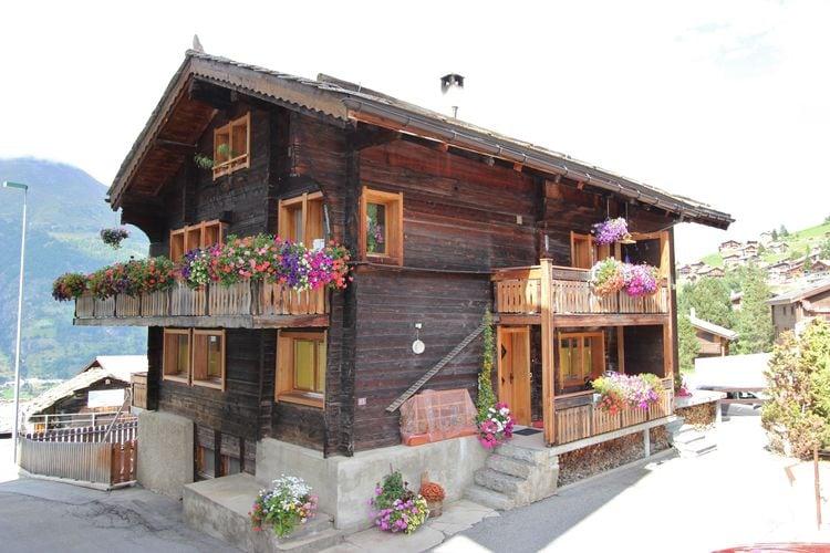 Appartement Zwitserland, Jura, Grächen Appartement CH-3925-08