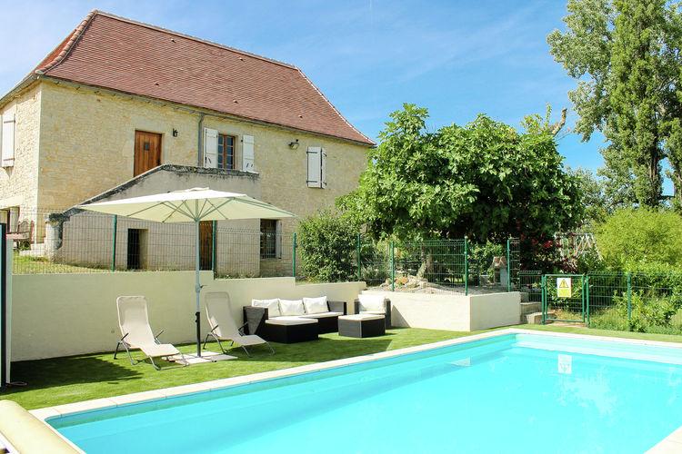 Vakantiehuizen Frankrijk | Midi-Pyrenees | Vakantiehuis te huur in Les-Junies met zwembad  met wifi 4 personen