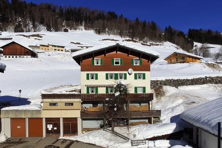 Vakantiehuizen Oostenrijk | Vorarlberg | Appartement te huur in Sonntag   met wifi 6 personen
