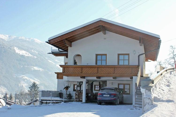Vakantiehuizen Oostenrijk | Tirol | Appartement te huur in Kaltenbach   met wifi 5 personen