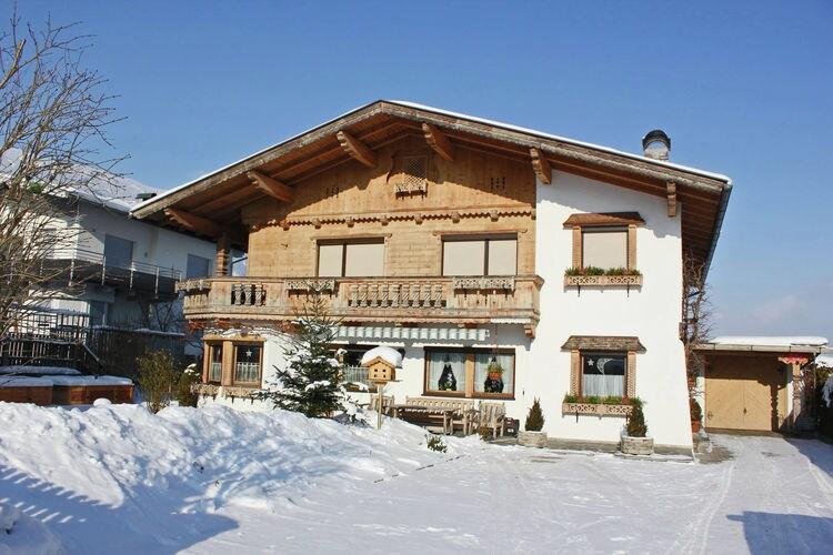 Vakantiehuizen Oostenrijk | Tirol | Appartement te huur in Fugen-Uderns   met wifi 8 personen