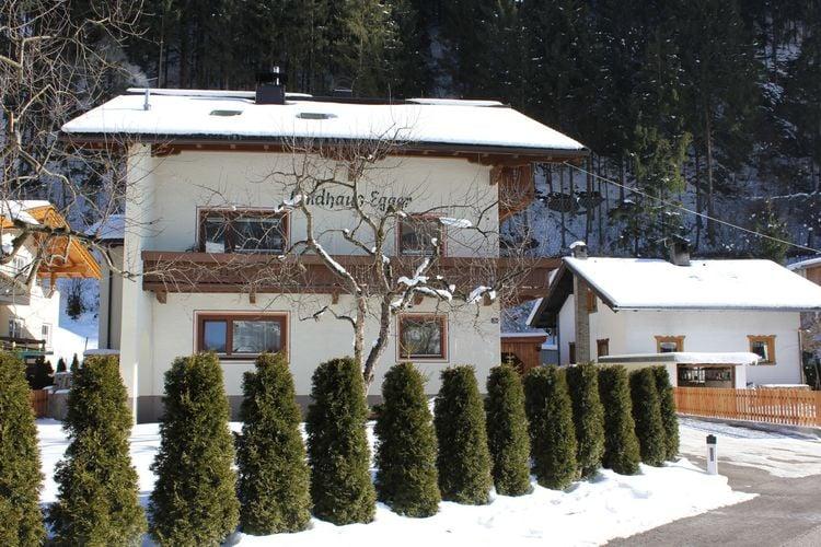 Vakantiehuizen Oostenrijk | Tirol | Appartement te huur in Zell-am-Ziller   met wifi 5 personen