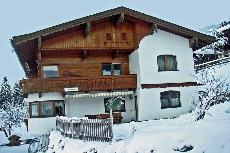 Vakantiehuizen Oostenrijk | Tirol | Appartement te huur in Hart-im-Zillertal   met wifi 5 personen