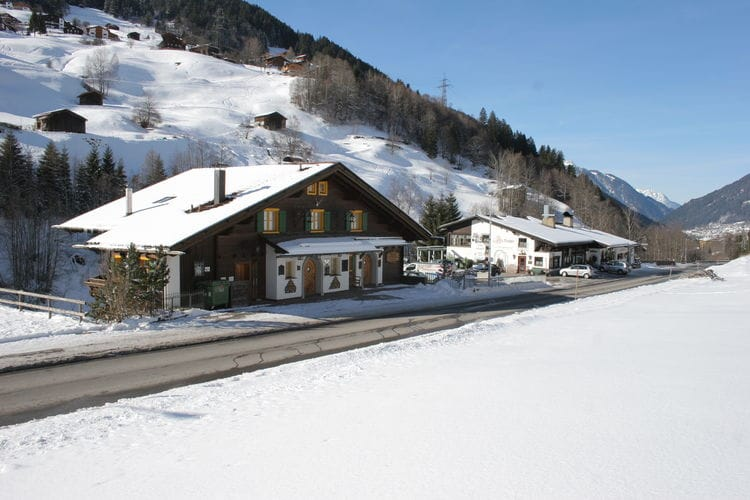 Alt Montafon - Apartment - Partenen - Exterior - Winter