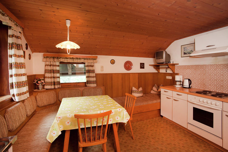 Bergfrieden - Apartment - Mayrhofen - Dining Room