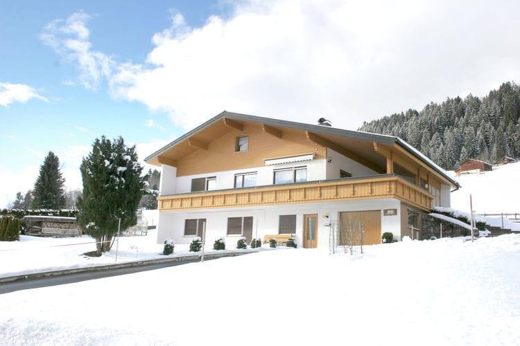 Appartement Oostenrijk, Vorarlberg, Bartholomäberg Appartement AT-6781-15