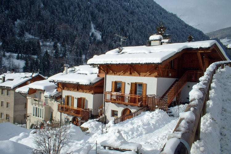 Vakantiehuizen Italie | Trentino-alto-adige | Appartement te huur in Celledizzo-di-Pejo   met wifi 6 personen