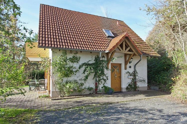 Burgblick - Chalet - Neuenstein-Mühlbach