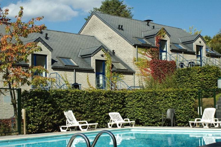 Vakantiehuizen Belgie | Luxemburg | Vakantiehuis te huur in Durbuy met zwembad  met wifi 6 personen