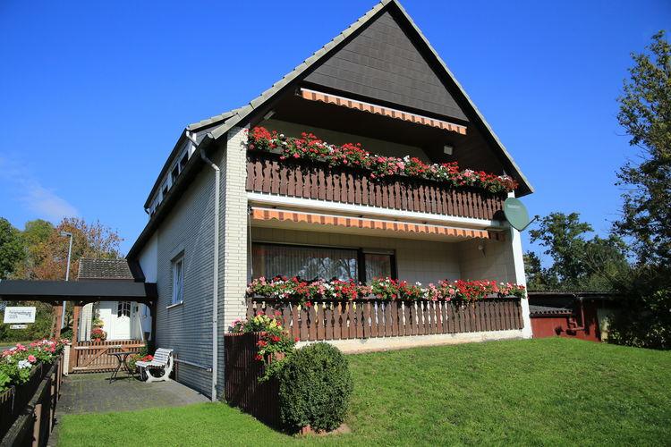 Vakantiehuizen Einbeck-Hullersen te huur Einbeck-Hullersen- DE-37574-04   met wifi te huur