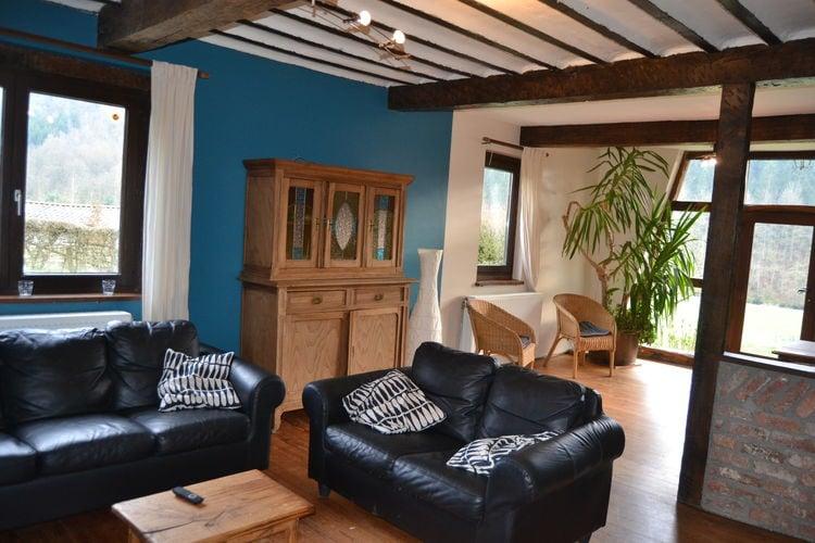 Vakantiehuizen Belgie | Luik | Vakantiehuis te huur in La-Gleize   met wifi 9 personen