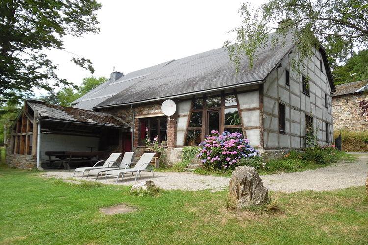 vakantiehuis België, Luik, La Gleize vakantiehuis BE-4981-01