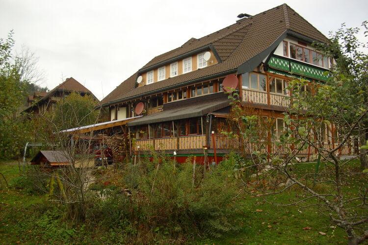 Duitsland | Baden-Wurttemberg | Appartement te huur in Bernau-Innerlehen   met wifi 4 personen