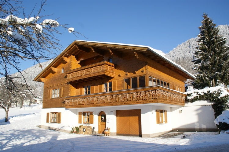 Burger - Apartment - St Gallenkirch - Exterior - Winter