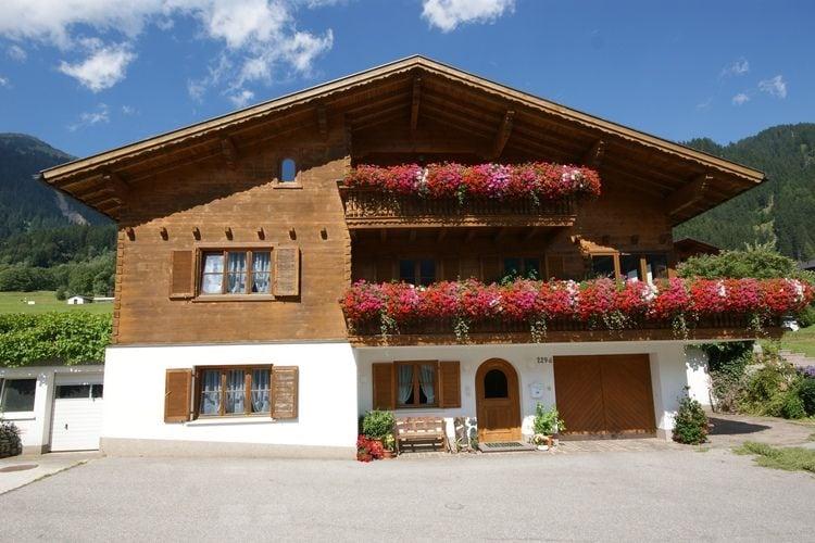 Vakantiewoning Oostenrijk, Vorarlberg, St. Gallenkirch Appartement AT-6791-17