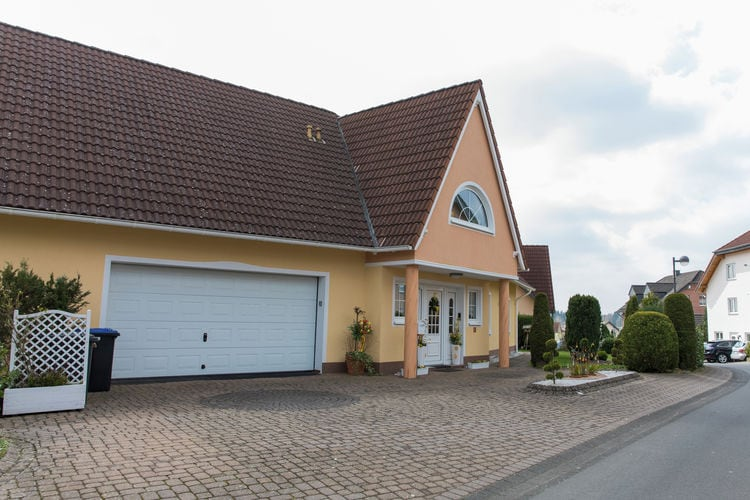 Appartement Duitsland, Eifel, Gerolstein Appartement DE-54568-02