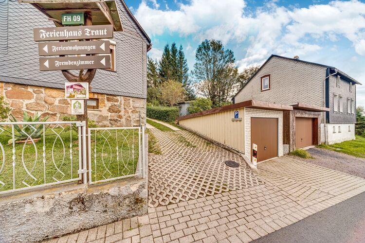 vakantiehuis Duitsland, Thuringen, Neustadt am Rennsteig vakantiehuis DE-98701-01