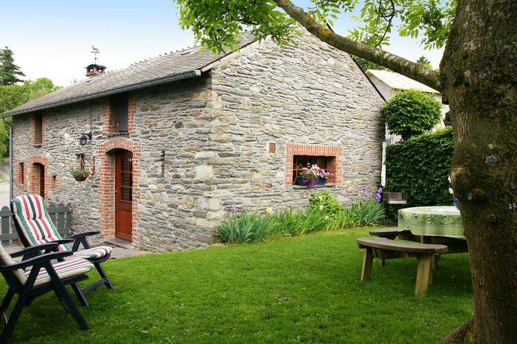 Vakantiehuis  met wifi  Bastogne-Rachamps  Le Mairlou