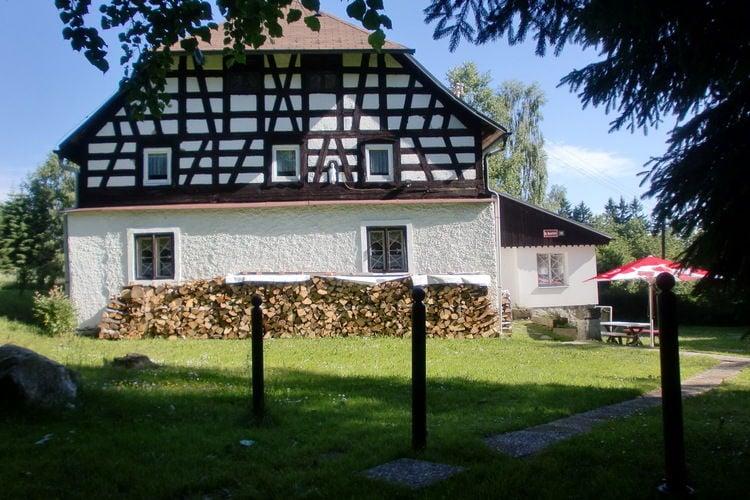 vakantiehuis Tsjechië, West-Bohemen, Jindrichovice-Loucna vakantiehuis CZ-35707-01