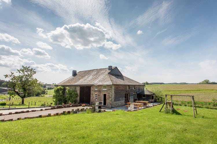 Boerderijen Belgie | Luxemburg | Boerderij te huur in Brisy-Gouvy   met wifi 20 personen