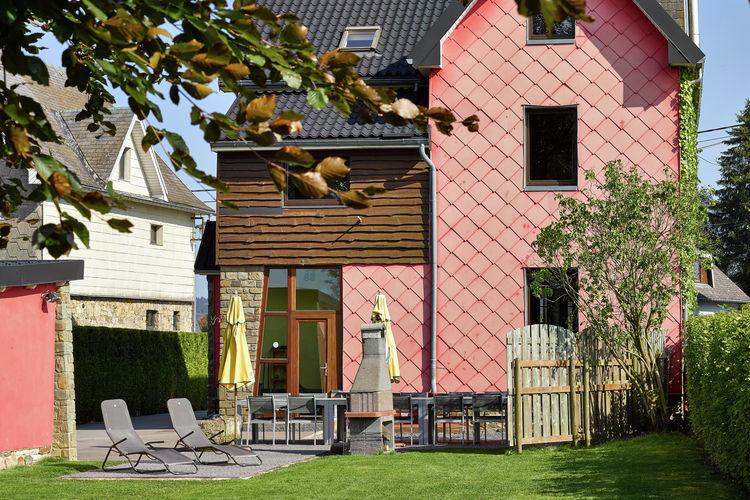 Villas Belgie | Luik | Villa te huur in Waimes   met wifi 12 personen