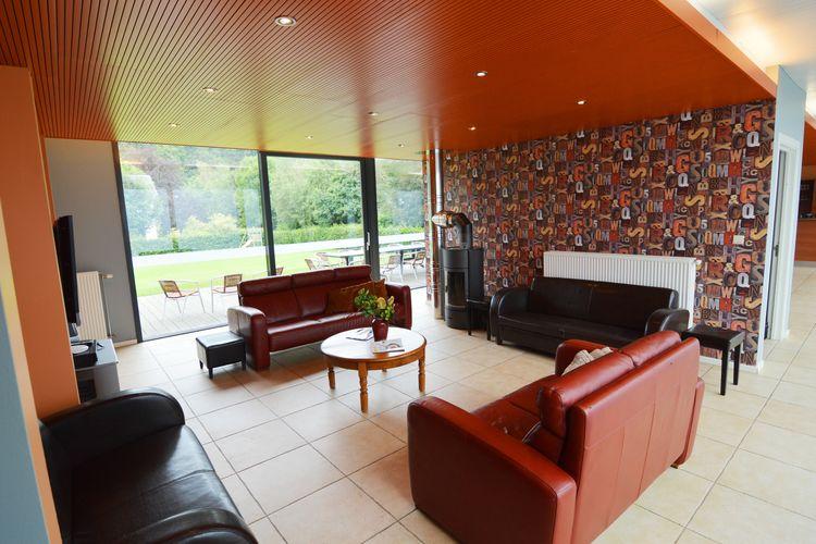 Villa België, Luik, Malmédy-Bevercé Villa BE-4960-23
