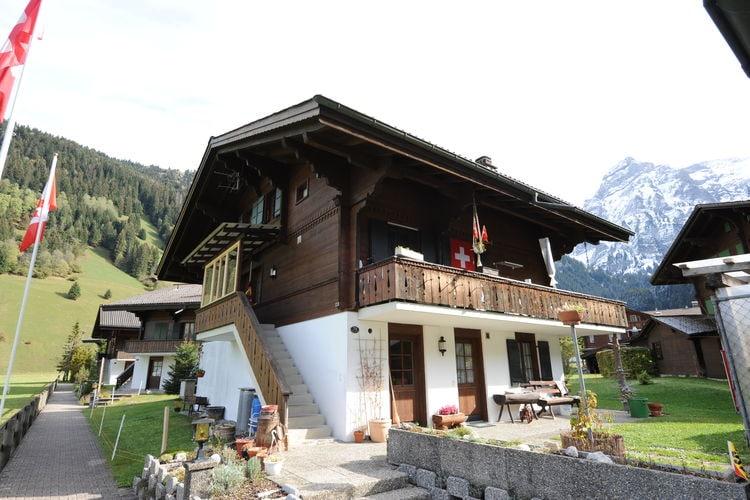 Vakantiehuizen Zwitserland | Bern | Appartement te huur in Lenk   met wifi 6 personen