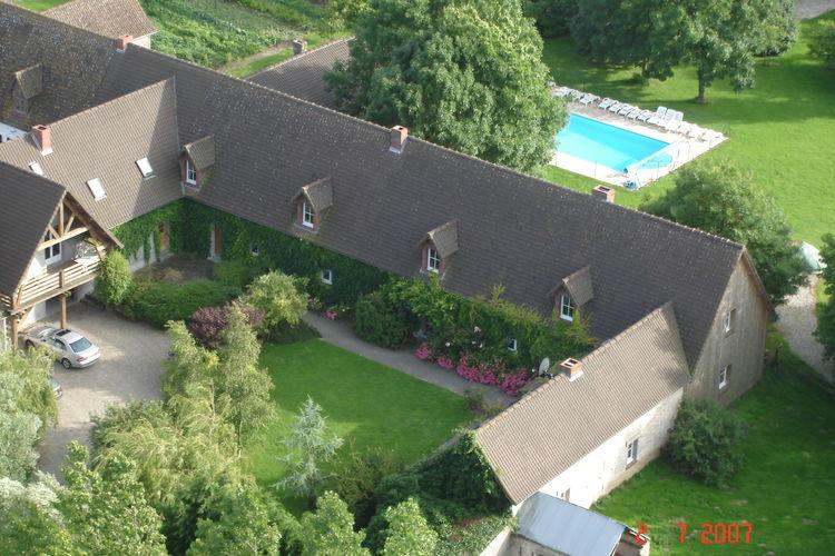 Vakantiehuizen Frankrijk | Picardie | Vakantiehuis te huur in Quend-Plage met zwembad  met wifi 4 personen